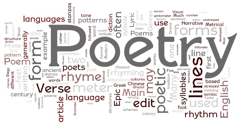 Poetry | West Wolds U3A